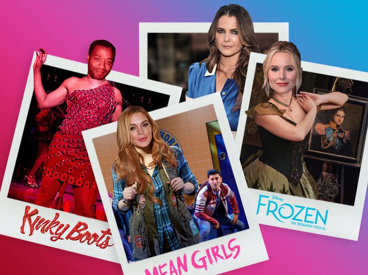 The Fans Have Spoken! Here Are the 10 Film Stars You Want to See in Their Movie's Broadway Adaptation