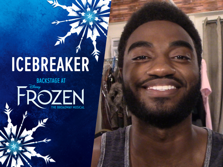 Backstage at Frozen with Jelani Alladin, Episode 7: Do You Even Disney?