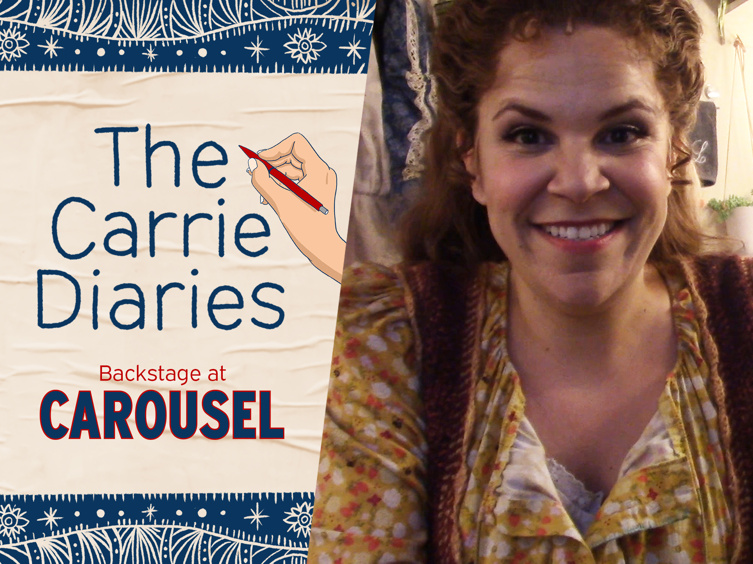Backstage at Carousel with Lindsay Mendez, Episode 4: Answering Your Questions!