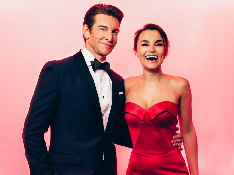 They're Beautiful! Portraits of Andy Karl, Samantha Barks & More on Opening Night of Pretty Woman