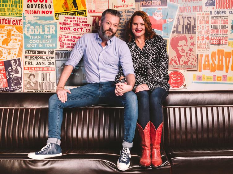 Everybody Cut, Everybody Cut! Jeremy Kushnier & Jennifer Laura Thompson Reunite 20 Years After Footloose