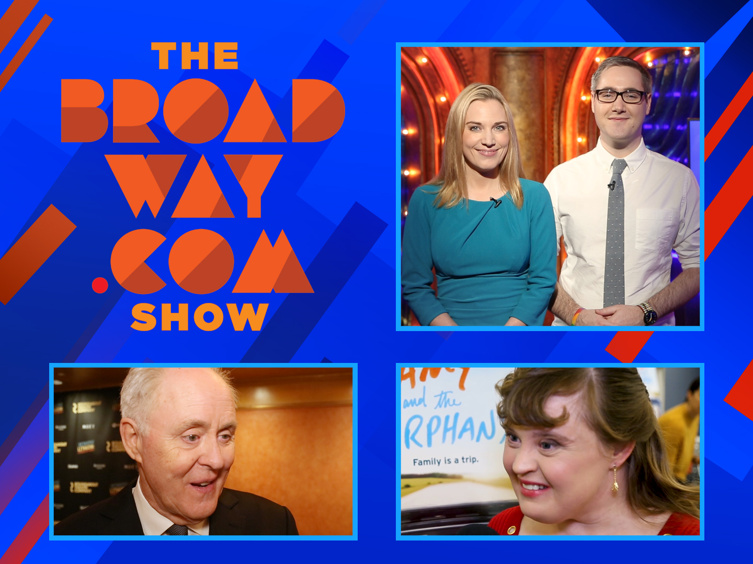 The Broadway.com Show: Lena Hall Rocks, John Lithgow's Stories, Chicago's Secrets & More