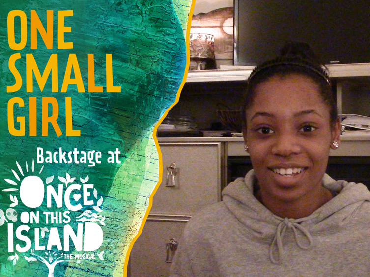 Backstage at Once On This Island with Hailey Kilgore, Episode 7: Goodbye