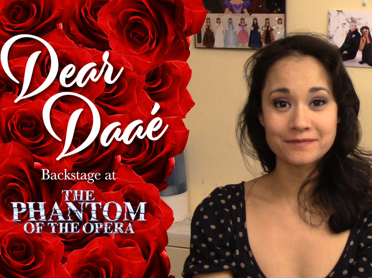 Backstage at The Phantom of the Opera with Ali Ewoldt, Episode 3: Pre-Anniversary Prep!