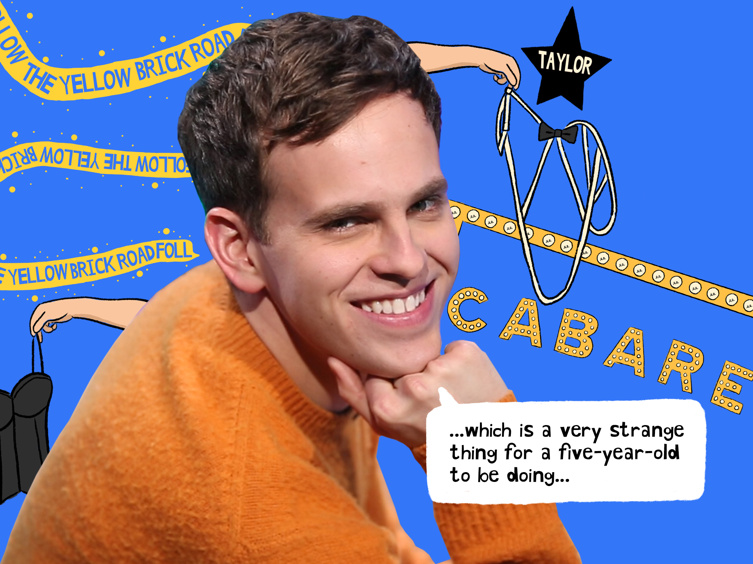 What Went on Backstage at Hello, Dolly! & Other Takeaways from Dear Evan Hansen Star Taylor Trensch on Show People