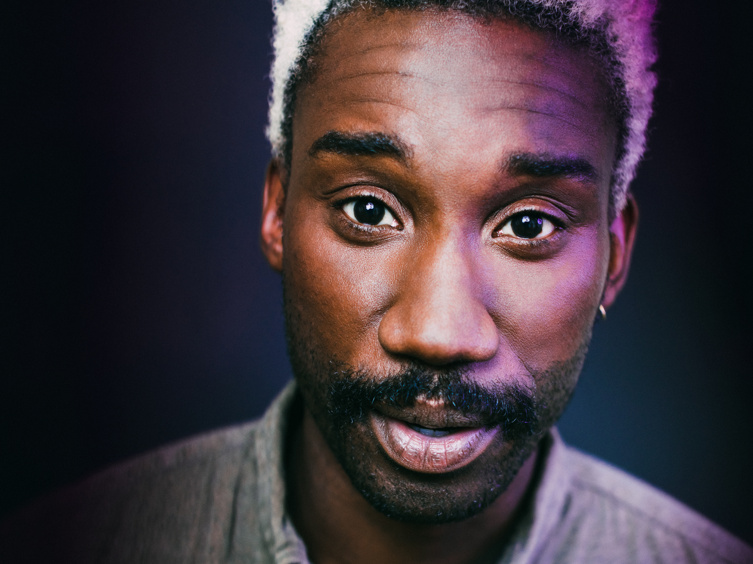 Nathan Stewart-Jarrett on Getting Off-Book in the Bath & Why Obama Needs to Come See Angels in America