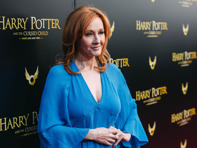 Just Like Magic! J.K. Rowling & More Hit the Red Carpet for Opening Night of Harry Potter and the Cursed Child