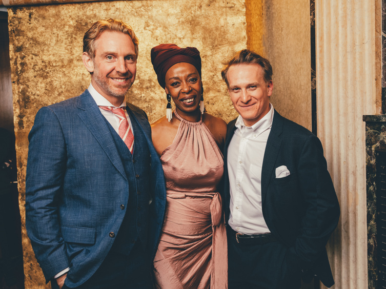 Mischief Managed! Exclusive Portraits of Harry Potter and the Cursed Child's Stars on Opening Night