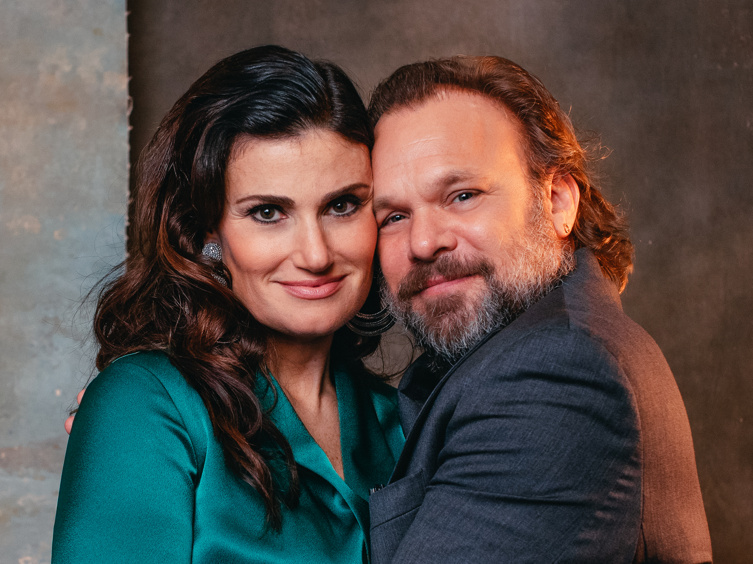 Exclusive Portraits of Idina Menzel, Norbert Leo Butz & More at the Drama League Awards
