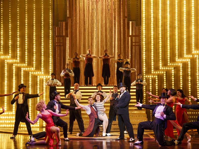 Lyric lyric theatre nyc : Cirque du Soleil's Paramour Looks to Relocate After Lyric Theatre ...