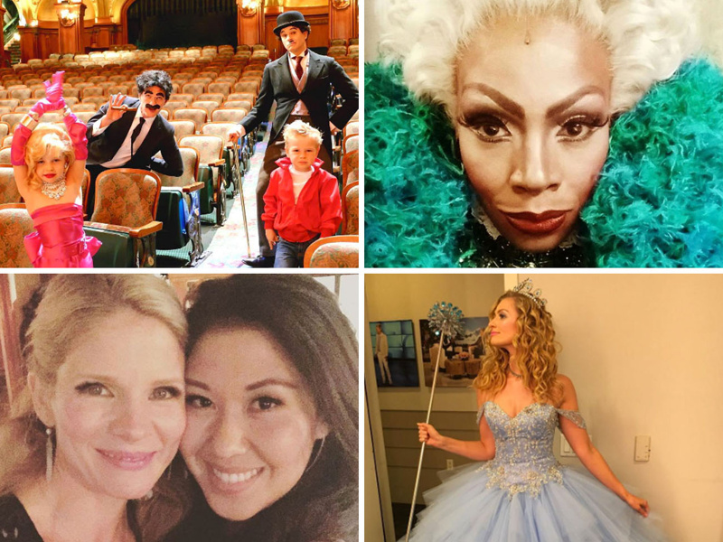 Neil Patrick Harrisu0027 Family Costumes Win Everything (Again) Sheryl Lee Ralph Gets Glitzy for Wicked u0026 Other Halloween Hot Shots! | Broadway.com  sc 1 st  Broadway Shows & Neil Patrick Harrisu0027 Family Costumes Win Everything (Again) Sheryl ...