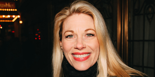 Broadway League Will Now Dim All Broadway Marquee Lights in Memory of Marin Mazzie | Broadway Buzz | Broadway.com