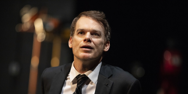 Thom Pain (based on nothing), Starring Michael C. Hall, Receives Another Extension at Off