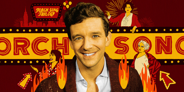 Torch Song Star Michael Urie on Making Harvey Fierstein's Iconic Role His Own & More on Show People