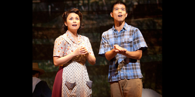 Couch Time with a Tony Winner: Allegiance Star Lea Salonga Is Taking Your Questions!