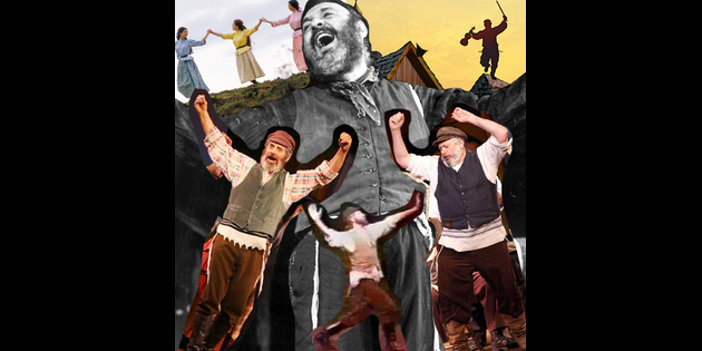 Lchaim 50 Facts About Fiddler On The Roof On The Musicals 50th