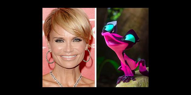 First Listen: Kristin Chenoweth is the Best Sounding Poison Dart Frog in Rio 2 Broadway Buzz