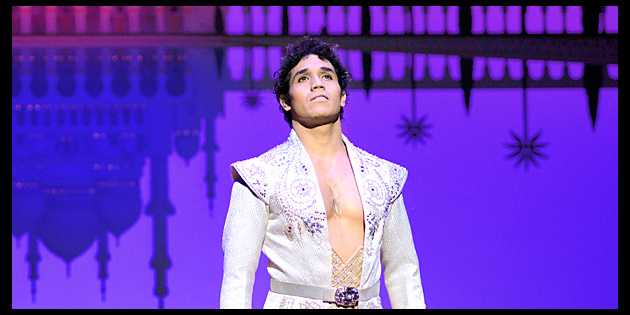 Adam Jacobs Will Reprise His Star Turn As Aladdin In The