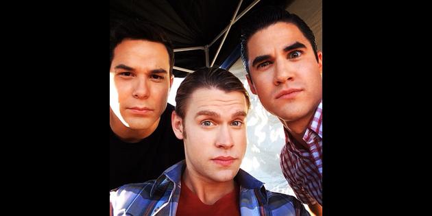 Yup, Another Spring Awakening Star on Glee! Skylar Astin ...