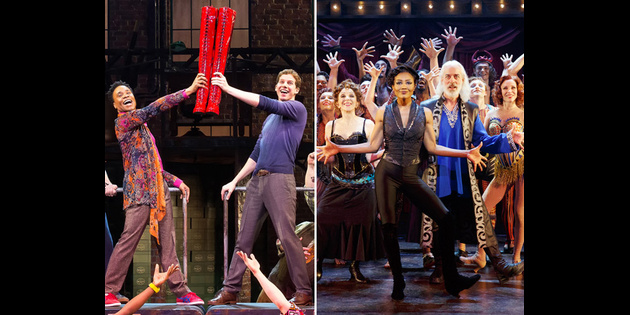 Pippin and Kinky Boots Lead Outer Critics Circle Award Nominations