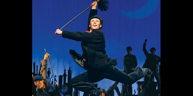 What S Up Nicolas Dromard Mary Poppins Final Bert On