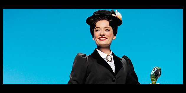 Laura Michelle Kelly Returns To Mary Poppins July 18