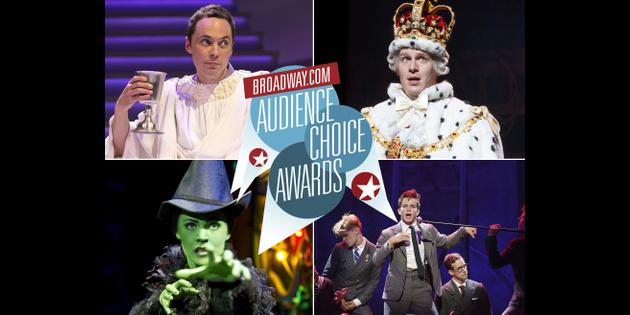 Hamilton Dominates 2016 Broadway.com Audience Choice ...