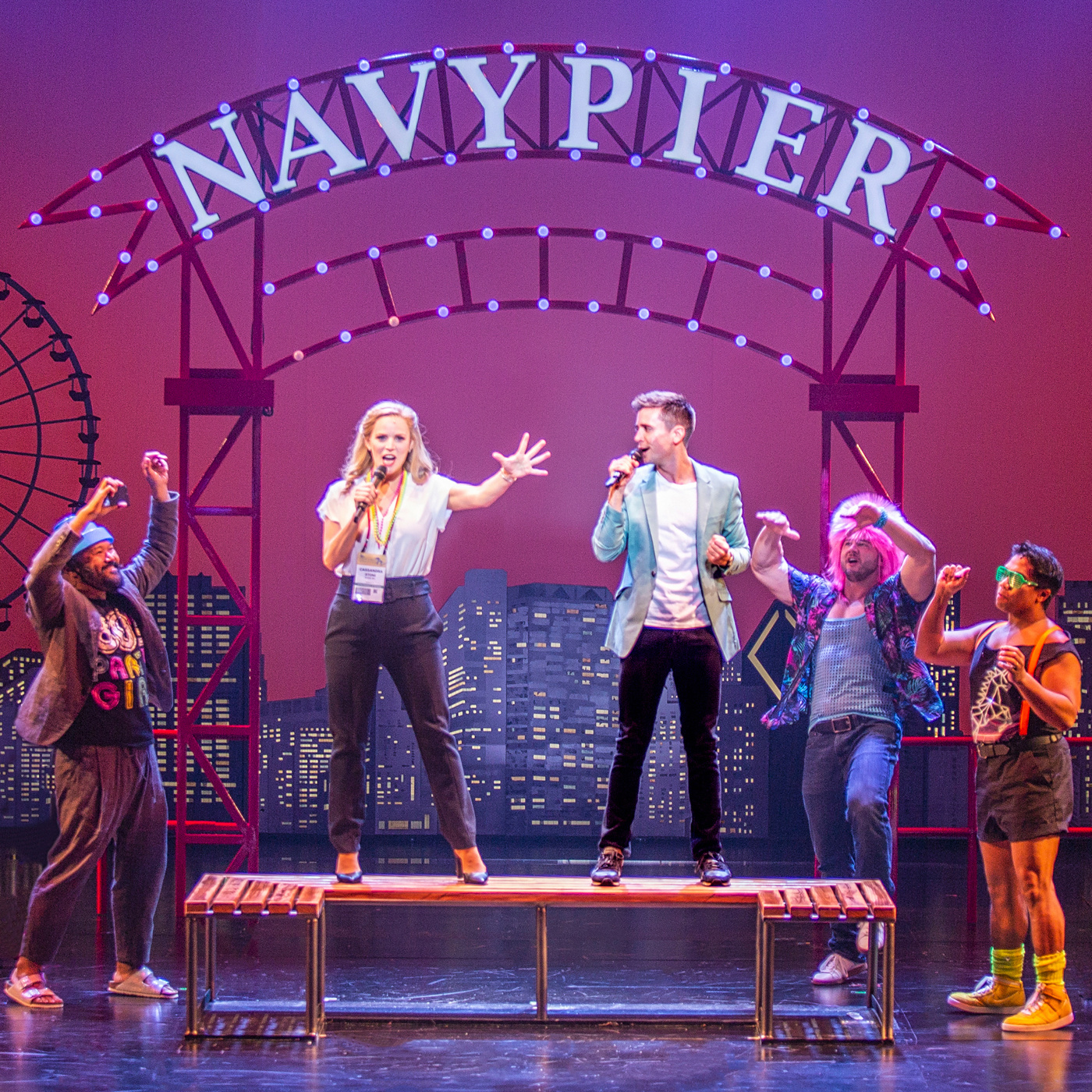 After Record-Breaking Run, Huey Lewis Musical The Heart of