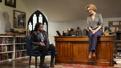Jordan Boatman as Zoe and Lisa Banes as Janine in The Niceties.