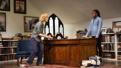Lisa Banes as Janine and Jordan Boatman as Zoe in in The Niceties.