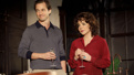 Hugh Dancy as Peter and Stockard Channing as Kristin in Apologia.