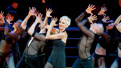 Amra-Faye Wright and the cast of Chicago.