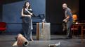 Rachel Weisz as Susan Traherne and Corey Stoll as Raymond Brock in Plenty.