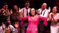She's comin' to town—and she's not goin'! Jennifer Holliday is vibrant in the Tony-winning revival of Broadway's The Color Purple.(Photo: Matthew Murphy)