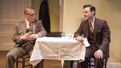 John Hutton as Gordon Meredith and Max von Essen as Stephen Meredith in Yours Unfaithfully.