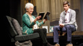 Barbara Barrie as Helene and Gideon Glick as Jordan in Significant Other.