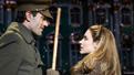 Ramin Karimloo and Christy Altomare in Anastasia.