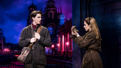 Derek Klena and Christy Altomare in Anastasia.