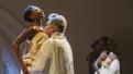 Zainab Jah and John Ellison Conlee in Venus.