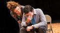 Deirdre O'Connell as Suzan and Bobby Moreno as Alex in Fulfillment Center