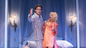 Pico Alexander as Freddie and Sherie Rene Scott as Atalanta in The Portuguese Kid.