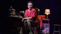 Michael Urie as Arnold in the off-Broadway production of Torch Song.