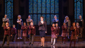 Analisa Leaming as Rosalie and the cast of School of Rock.