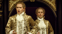 Iestyn Davies and Sam Crane as Farinelli in Farinelli and the King.