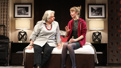 Jayne Houdyshell as Theresa Hanneck and Molly Camp as Kelly in Relevance.