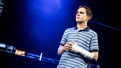 Taylor Trensch as Evan in Dear Evan Hansen.