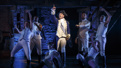Bryan Terrell Clark as George Washington in Hamilton.