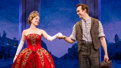 Christy Altomare as Anya and Zach Adkins as Dmitry in Anastasia.