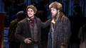 Zach Adkins as Dmitry and John Bolton as Vlad in Anastasia.