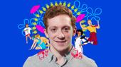 SpongeBob SquarePants' Ethan Slater Talks Tonys & More on Show People